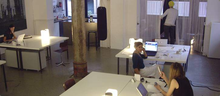 Coworking spaces tested: The Business Class Net (BCN) {Review} BCN-Berlin_Kreuzberg007