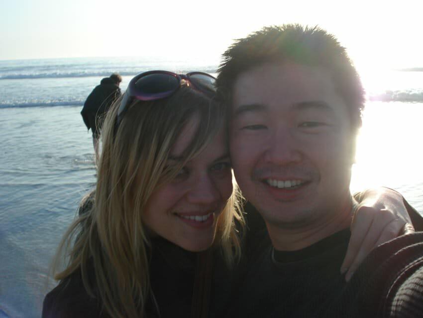 Hiro und Anke