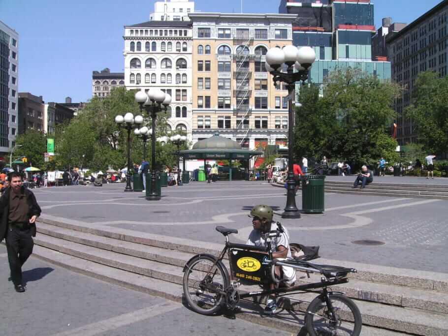 Jobsuche und lebenslanges Lernen: 10 Tipps zur Bewerbung mit Growth Mindset Fahrradkurier in New York