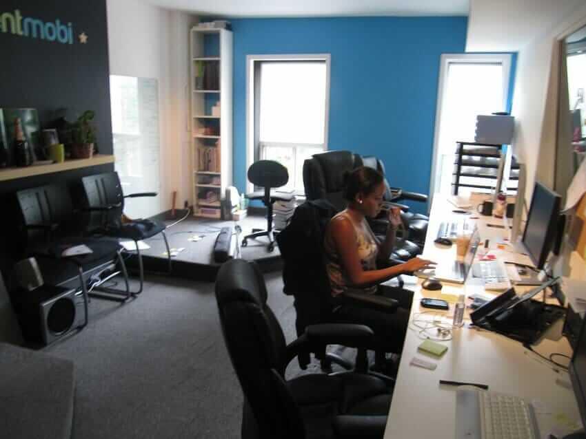 Coworking-Spaces im Test: Camaraderie in Toronto, Kanada {Review} coworking international