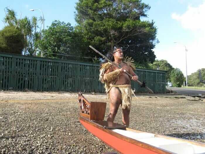 Der Maori-Häuptling und das Internet: Der Tradition verpflichtet Gebet