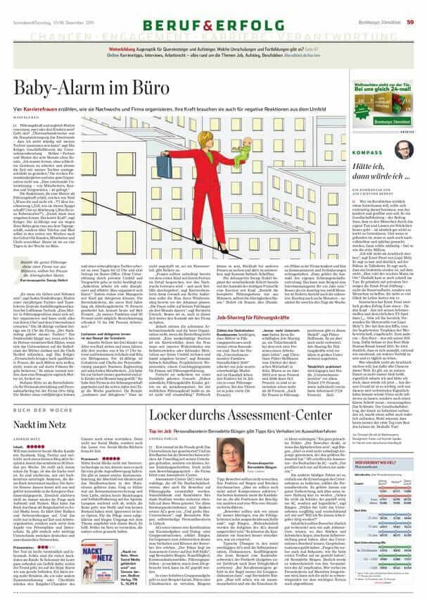 Hamburger Abendblatt 17.12.2011