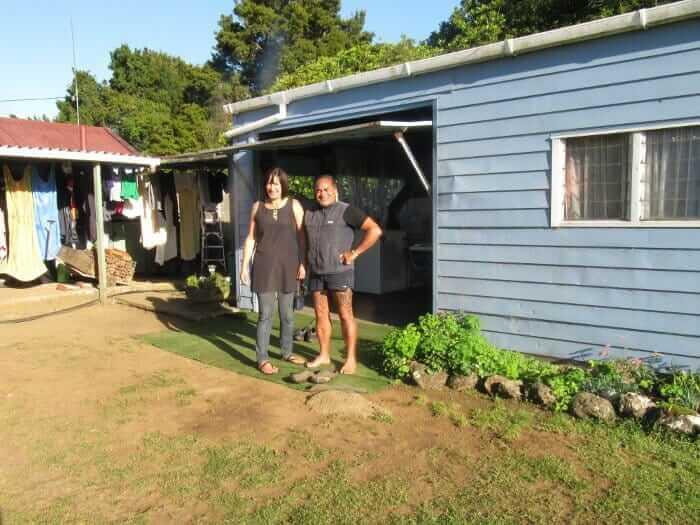Der Maori-Häuptling und das Internet: Der Tradition verpflichtet judy