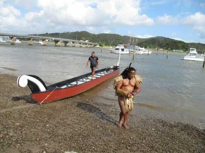Der Maori-Häuptling und das Internet: Der Tradition verpflichtet kajak