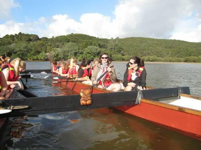 Der Maori-Häuptling und das Internet: Der Tradition verpflichtet kanu-neuseeland