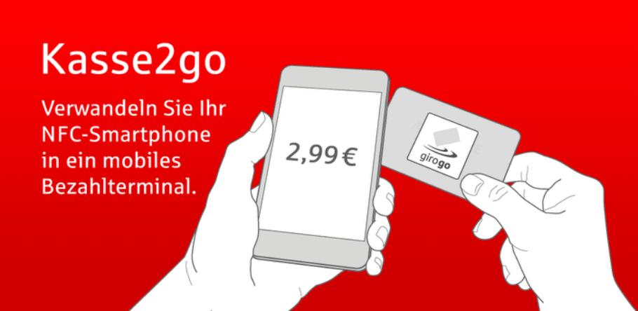 Anonymes Bezahlen mit Bargeld könnte bald Geschichte sein: Sparkassenkunden zahlen per Smartphone kasse2go