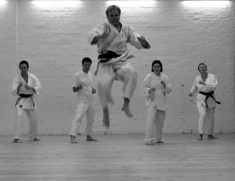 Career reorientation and a new beginning: from elite studies to karate teacher jobs