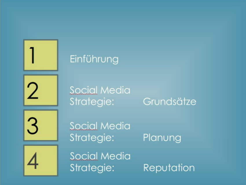 {Best of HR Live} Workshop at the State Office for Continuing Education Saxony-Anhalt: Social Media Strategy for Universities 1