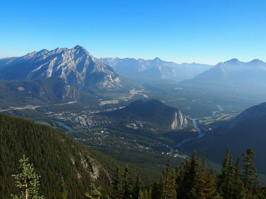Meeting-Location in den kanadischen Rocky-Mountains: 5 mal MICE im Banff Nationalpark {Review} Banff011