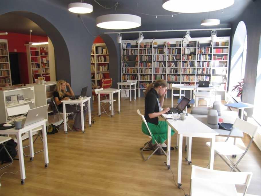 Coworking-Spaces im Test: Das Birojnica in Riga, Lettland {Review} Best of HR – Berufebilder.de® by Simone Janson013