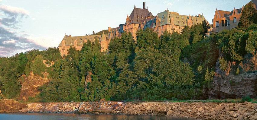 G7 Location in La Malbaie, Quebec, Kanada: Mit Merkel, Macron und Trudeau auf Walbeobachtung {Review} fairmont-0