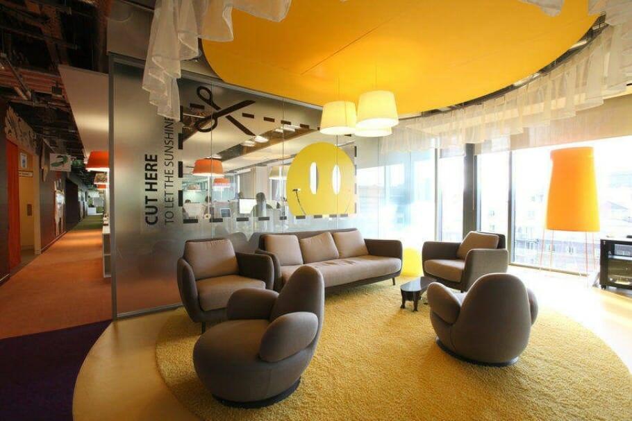 Das Büro richtig einrichten: Worauf sollten Sie achten? Google Docks Office, Dublin, Ireland