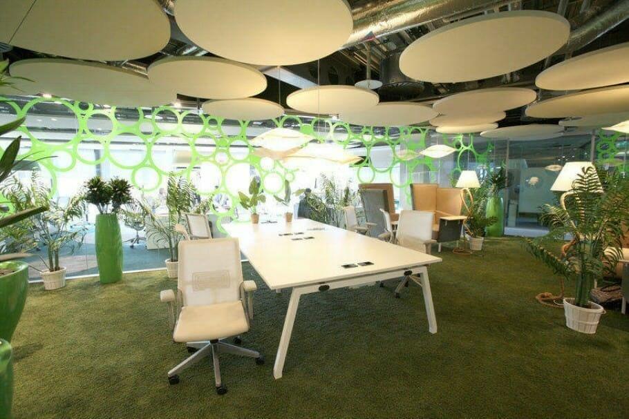 Google Docks Office, Dublin, Ireland