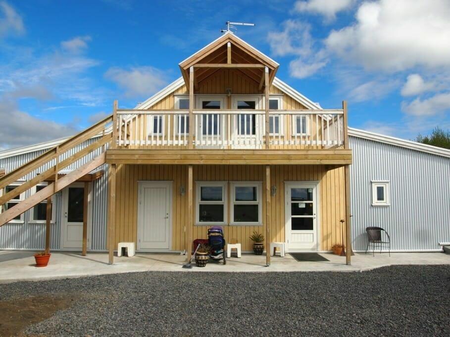Tagen auf einer Farm in Island: Business-Meeting zwischen den Vulkanen {Review} Island