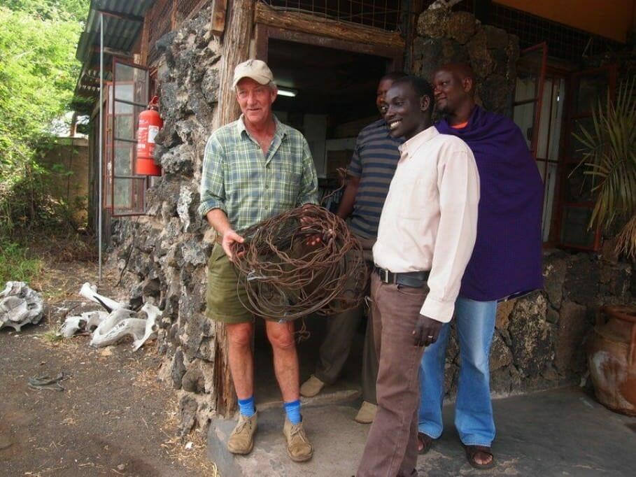 Wie Naturschützer in Kenia die Gewohnheiten einer Volksgruppe ändern: Change-Management im Busch Wie Naturschützer in Kenia die Gewohnheiten einer Volksgruppe ändern: Change-Management im Busch