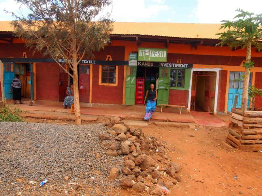 M-PESA - Kenya's pioneering role in mobile payment: innovation driver instead of stone age village M-PESA020