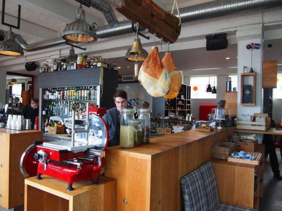 MICE-Location am Hafen von Rekjavik: Zwischen Traditon und Moderne {Review} Island