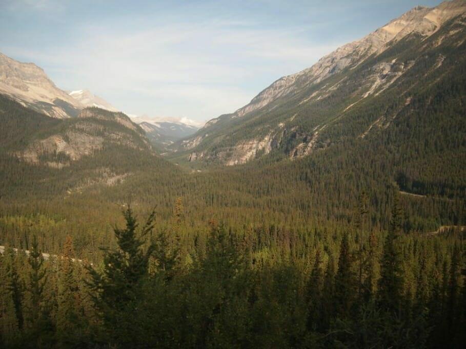 Meeting auf historischer Schienenstrecke: Mit dem Zug durch die Rocky Mountains {Review} Rocky Mountaineer002