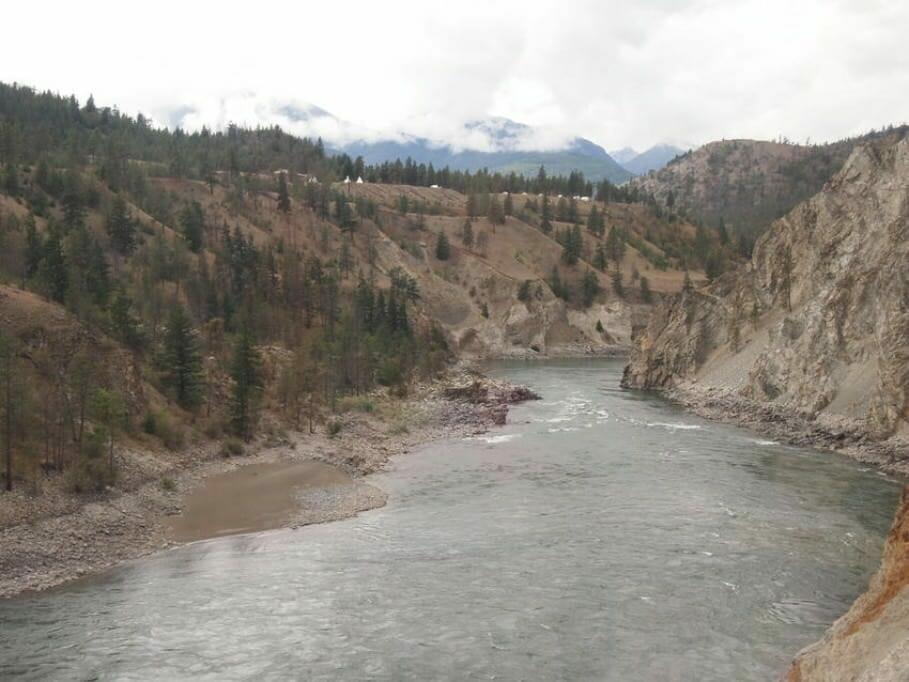 Meeting auf historischer Schienenstrecke: Mit dem Zug durch die Rocky Mountains {Review} Rocky Mountaineer007