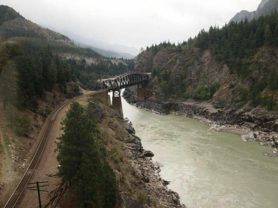 Meeting auf historischer Schienenstrecke: Mit dem Zug durch die Rocky Mountains {Review} Rocky Mountaineer008