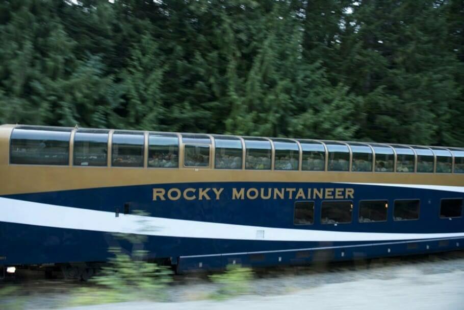 Meeting auf historischer Schienenstrecke: Mit dem Zug durch die Rocky Mountains {Review} Rocky Mountaineer011