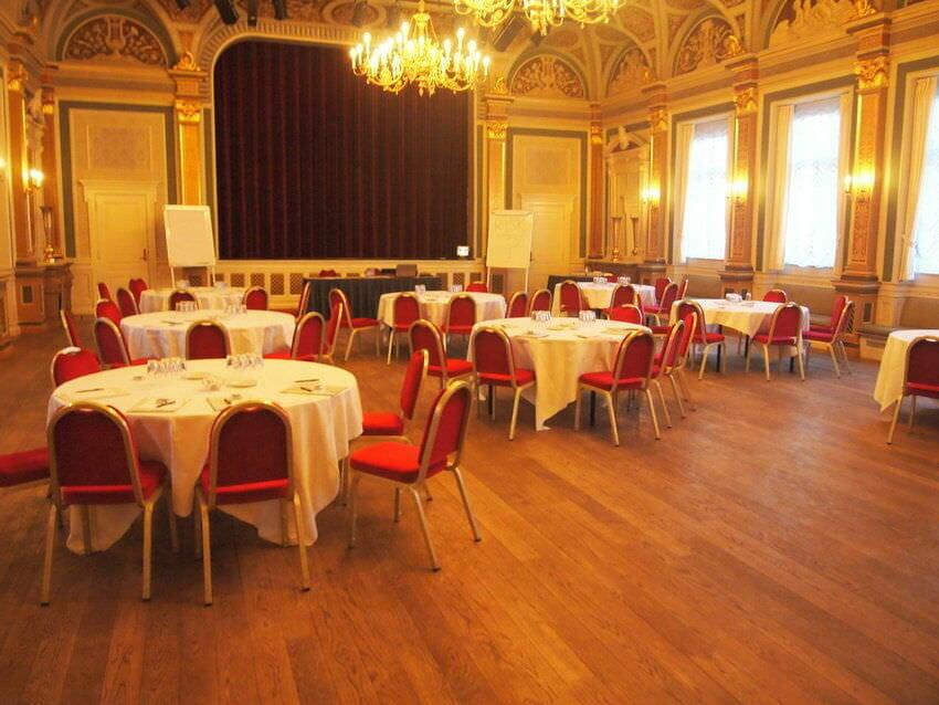 MICE-Location im historischen Hotel Prindsen, Roskilde, Dänemark: Zwischen Dänen-Königen und Wikingern {Review} Daenemark