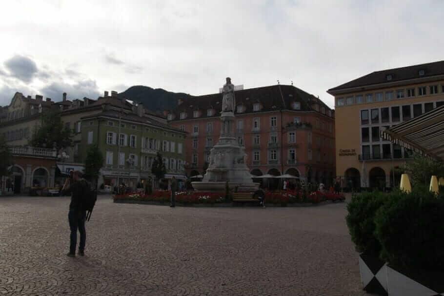 Design-Meetings in Bozen: Hotel Greif und Parkhotel Laurin {Review} Bozen003