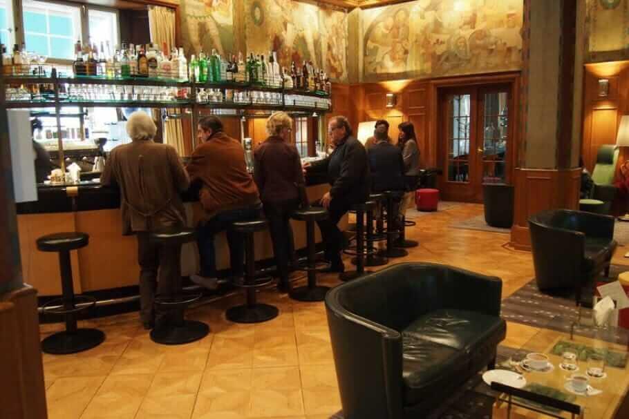 Design-Meetings in Bozen: Hotel Greif und Parkhotel Laurin {Review} Bozen006