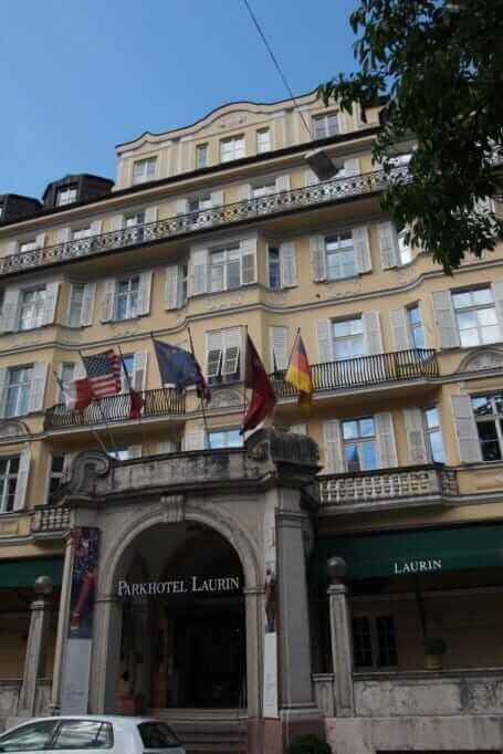 Design-Meetings in Bozen: Hotel Greif und Parkhotel Laurin {Review} Bozen014