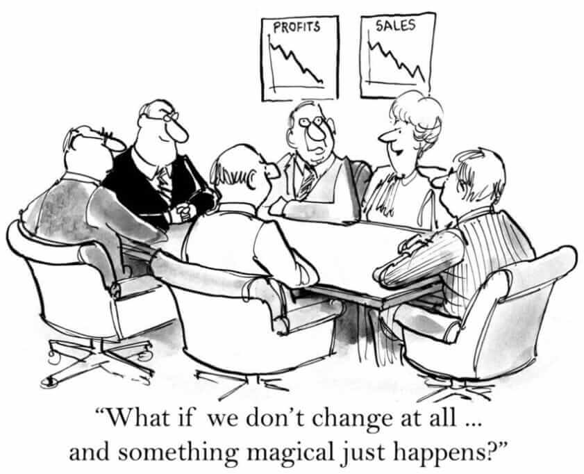 Facilitating Change: 2 X 7 basic assumptions in Facilitating change management