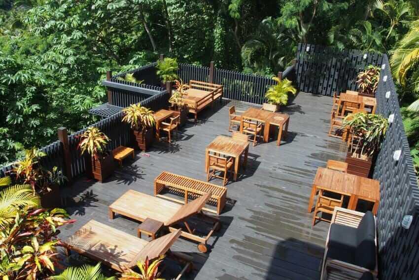 Meetings und Incentives im Schokoladen-Hotel: Design im Dschungel {Review} chocolat08