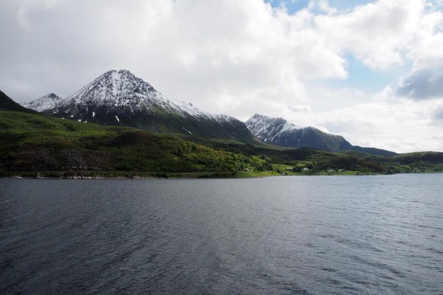 Meeting auf den Hurtigruten: Schiffe und Route {Review} Hurtigrute008