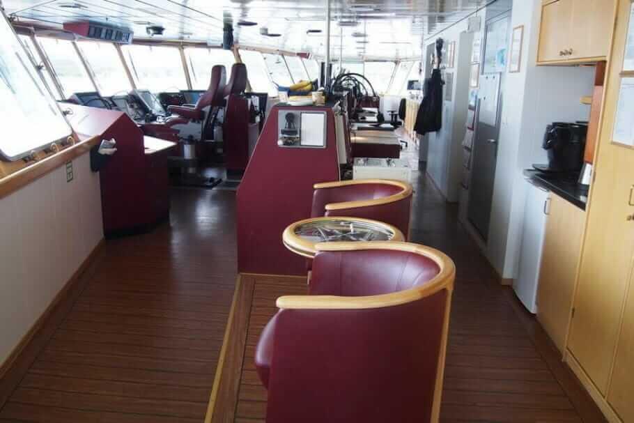 Meeting auf den Hurtigruten: Schiffe und Route {Review} Hurtigrute019