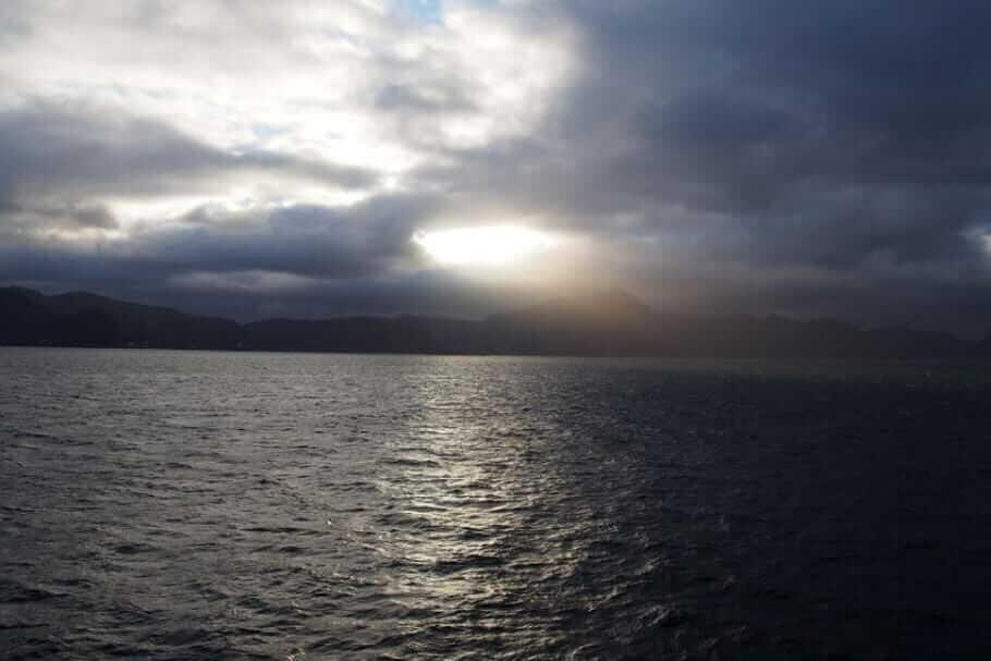 Meeting auf den Hurtigruten: Schiffe und Route {Review} Hurtigrute025