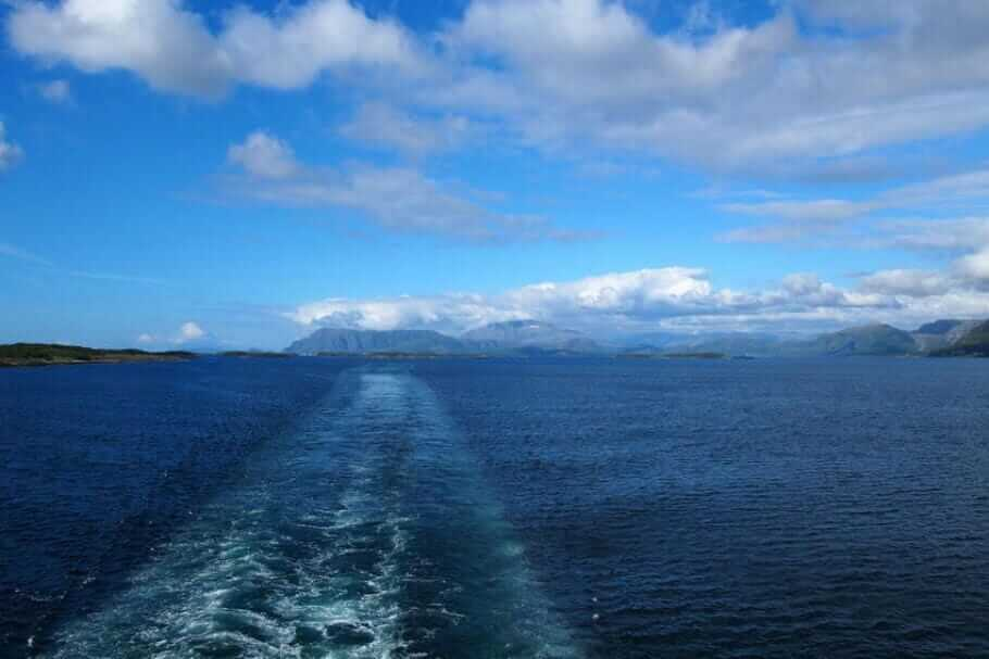 Meeting auf den Hurtigruten: Schiffe und Route {Review} Hurtigrute039