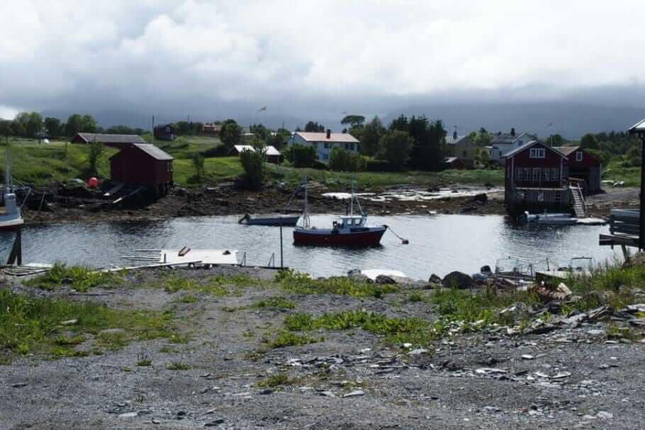 Meeting auf den Hurtigruten: Schiffe und Route {Review} Hurtigrute043