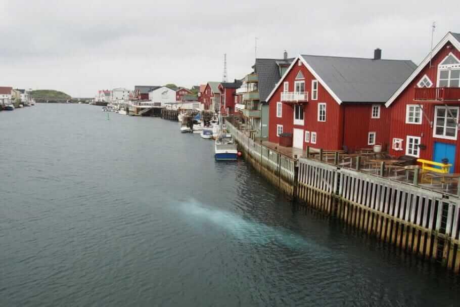 Meeting, Outdoor und Teambuildings auf der Insel: Henningsvær auf den Lofoten {Review} Lofoten06