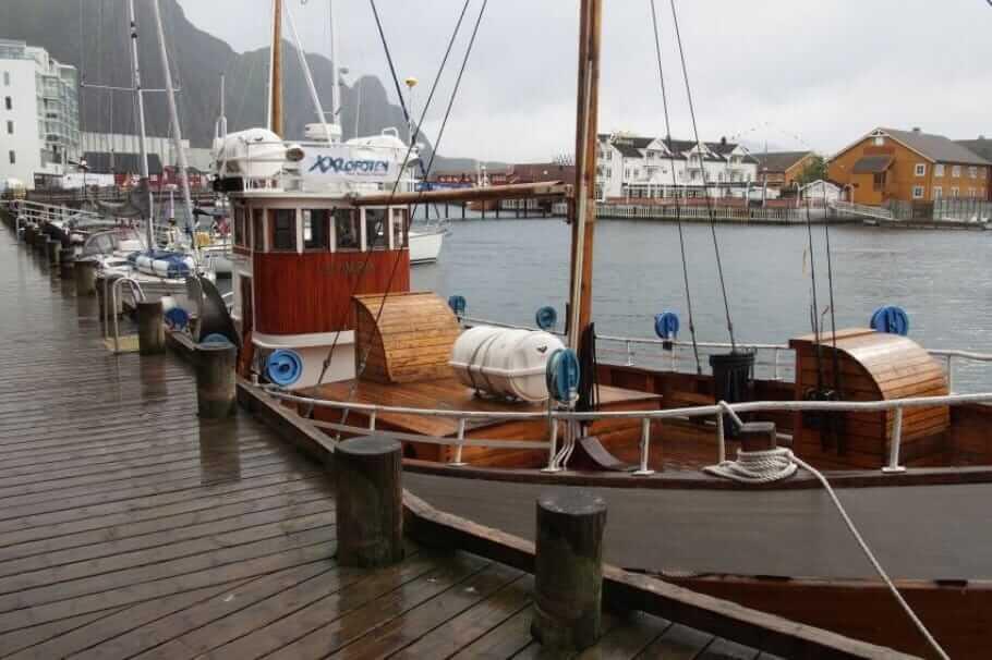 Meeting, Outdoor und Teambuildings auf der Insel: Svolvær auf den Lofoten {Review} Lofoten1