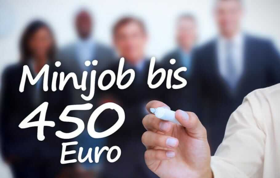 Midijob, mini-job, health insurance and pension 2013: Social insurance for 450-Euro-Jobs