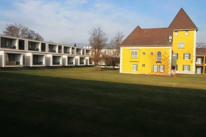 Luxus-Meetings im Schlosshotel Velden: MICE in historischer Filmkulisse {Review} Schlosshotel-Velden04