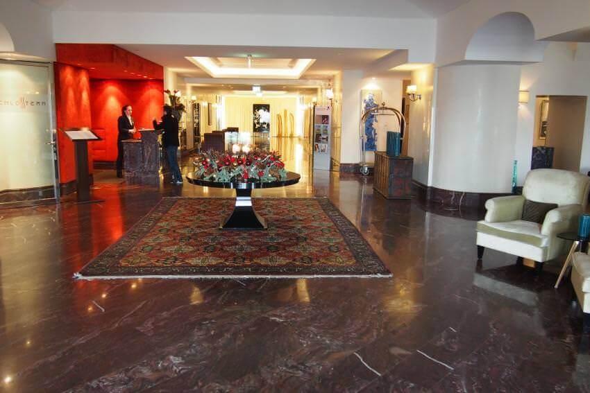 Luxus-Meetings im Schlosshotel Velden: MICE in historischer Filmkulisse {Review} Schlosshotel-Velden15