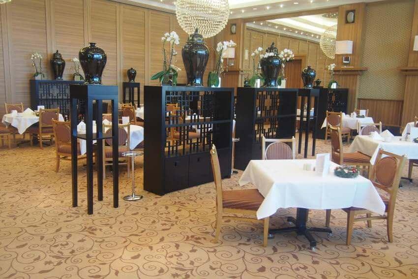 Luxus-Meetings im Schlosshotel Velden: MICE in historischer Filmkulisse {Review} Schlosshotel-Velden18