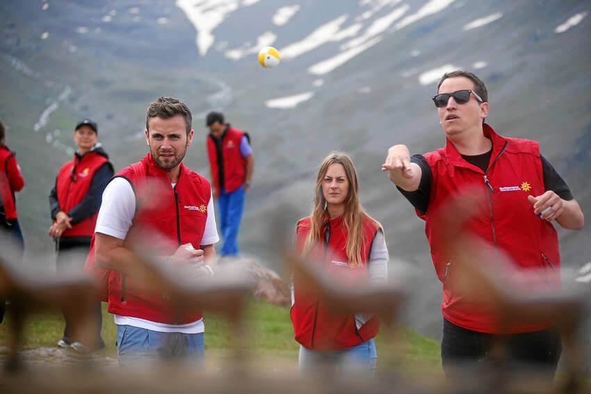 Team Building in Switzerland: The Meeting Trophy Schweiz005