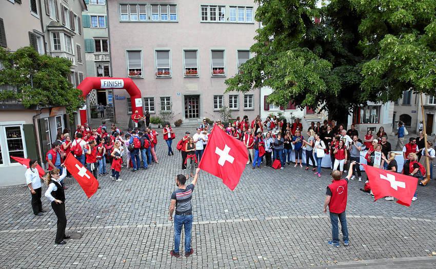 Team Building in Switzerland: The Meeting Trophy Schweiz008