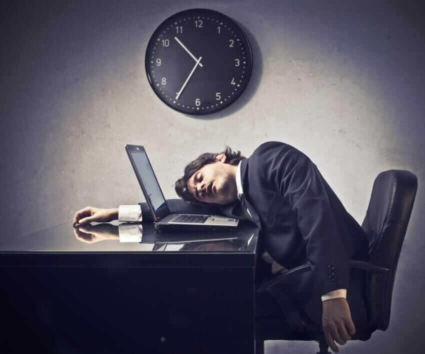 Zukunftstrend Mobile Recruiting: Der verschlafene Trend? sleeping-trend