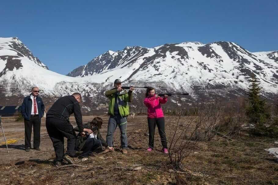 Arktische Meetings für Hartgesottene: Teambuilding mit Nordlicht-Jagd {Review} Tromso001