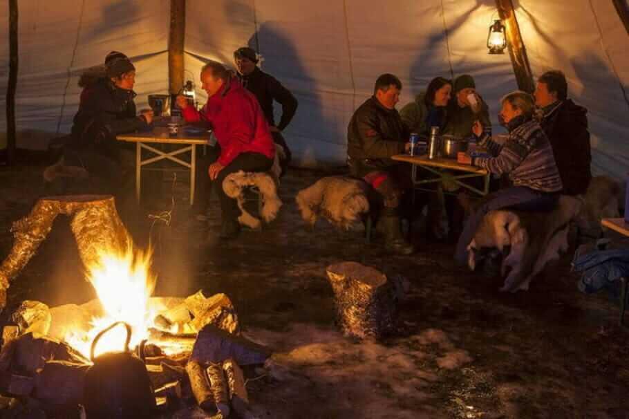Arktische Meetings für Hartgesottene: Teambuilding mit Nordlicht-Jagd {Review} Tromso008