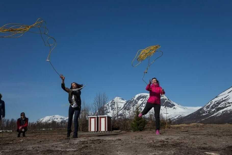 Arktische Meetings für Hartgesottene: Teambuilding mit Nordlicht-Jagd {Review} Tromso009