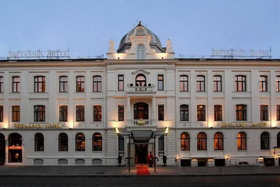 Meetings in Trondheim, Norwegen: Klassische Meeting-Hotels {Review} Trondheim001