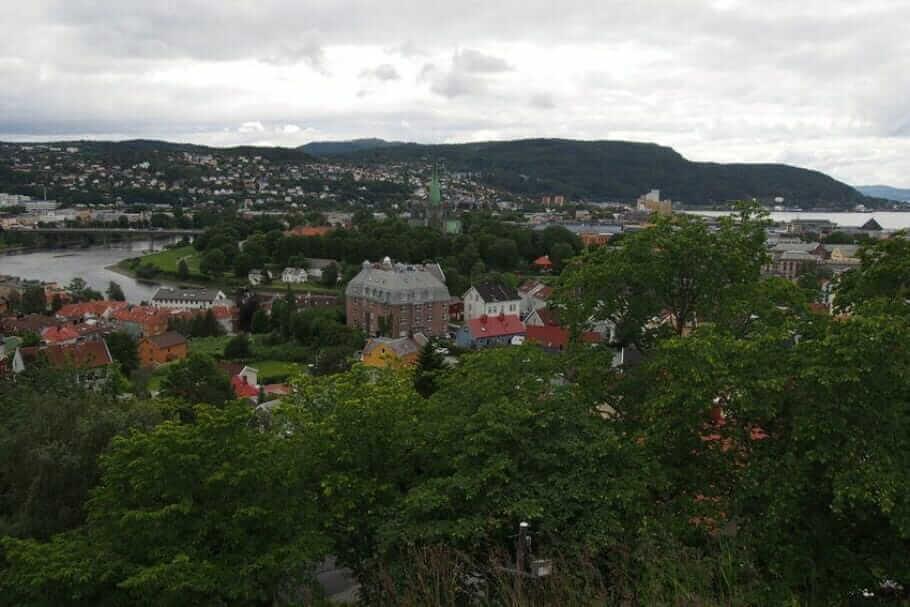 Meetings in Trondheim, Norwegen: Krönungsstadt und Aktivitäten {Review} Trondheim